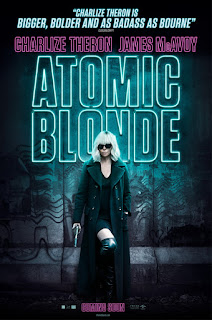Atomic Blonde Movie Poster 4