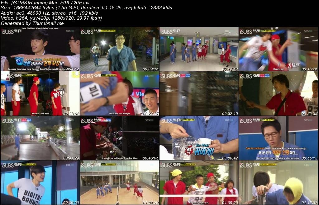 Running man episode 1 eng sub 720p / Aavaham telugu full