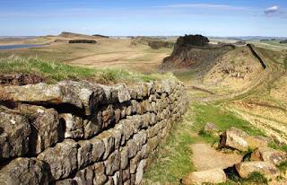 Hadrian's Wall - Inggris