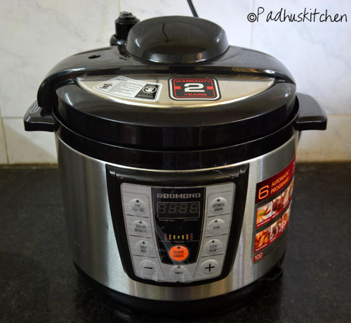 REDMOND Pressure Smart Multicooker RMC-PM4506E