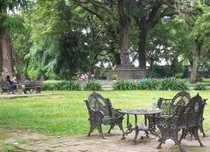 Taman Balekambang - Sewa Mobil Solo