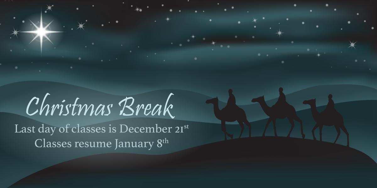 Michelle Woerle Graphic Designer School Website Banner Christmas