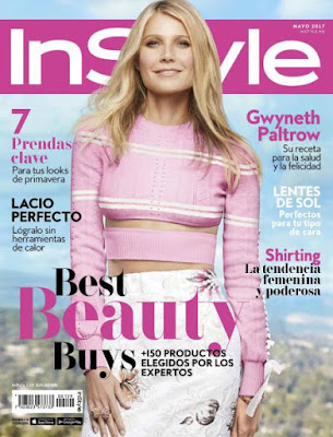 Revista InStyle México - Mayo 2017