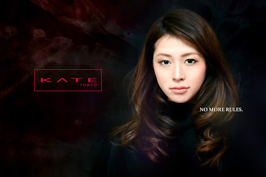 #Japan Cosmetics ♪ HOW TO ♪ KATE 2017 Trendy Makeup! Let's learn the chic and trendy modern makeup from the Japanese brand KATE!!