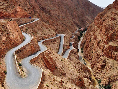 Estrada de Dades Gorge – Marrocos