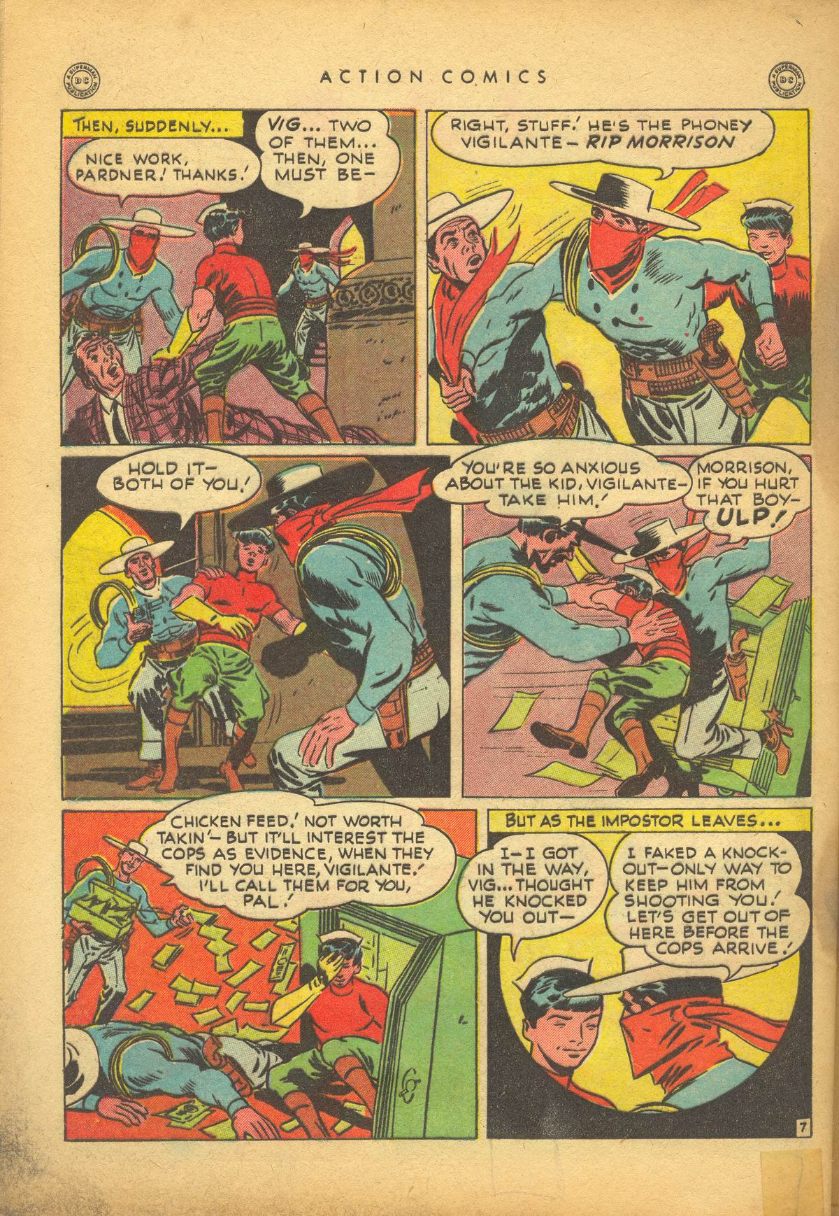 Read online Action Comics (1938) comic -  Issue #112 - 46