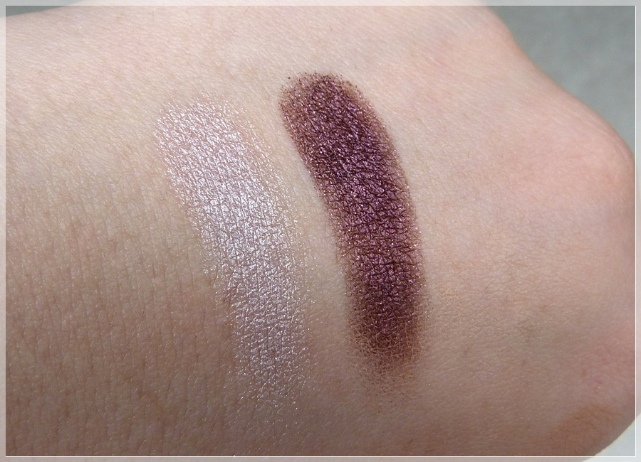 essence metal glam swatches