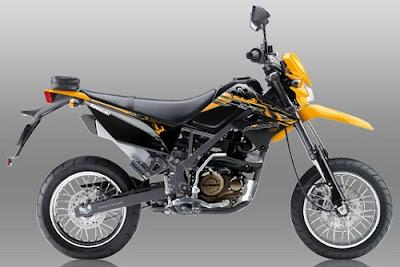 Motor Kawasaki KLX Terbaru