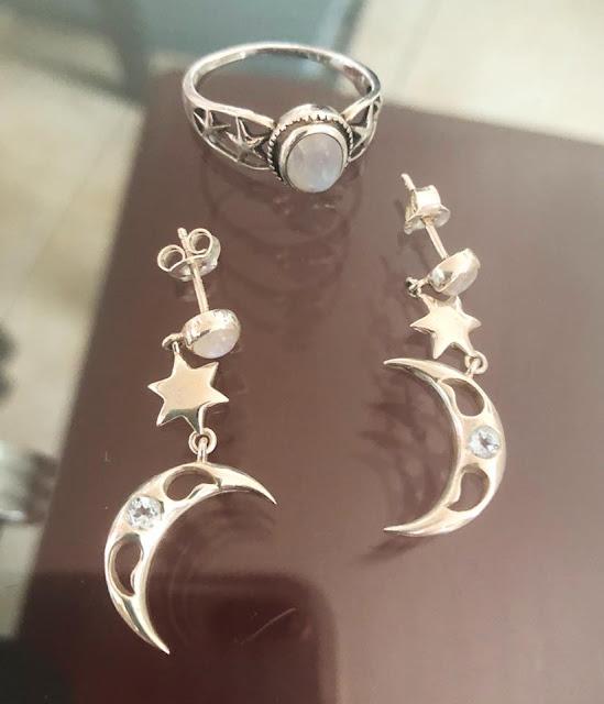 bijoux Moon Magic