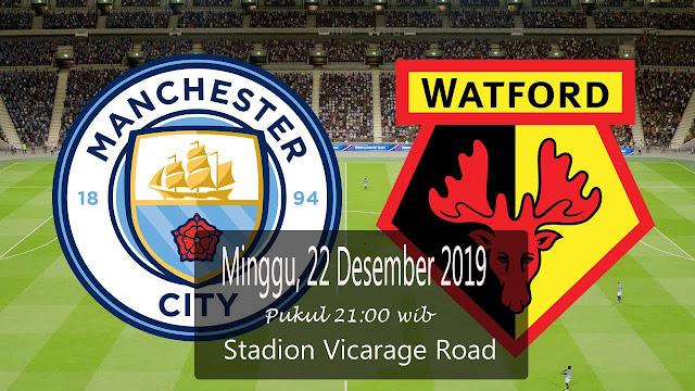 Prediksi Pertandingan Watford vs Manchester United 22 Desember 2019
