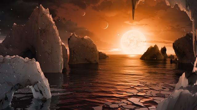 """""""Υπάρχει πιθανότητα ύπαρξης εξελιγμένου πολιτισμού στον TRAPPIST-1"""""""