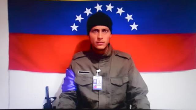 Óscar Pérez emitió nuevo comunicado sobre colectivos y ubicación de Maduro