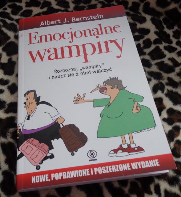 O wampirach emocjonalnych i książce o nich