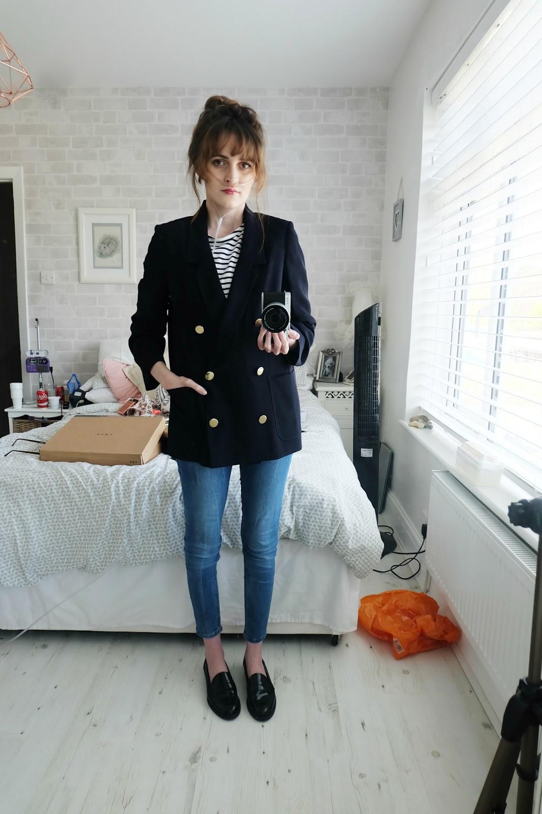 alexa chung ada blazer