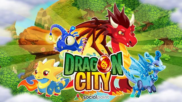 تحميل لعبة Dragon City دراجون سيتى