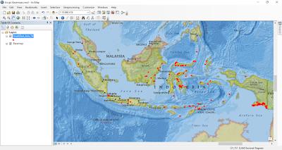 Basemap dan Hotspot