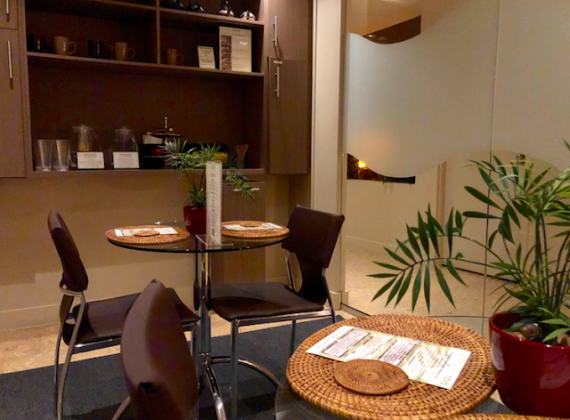 Luxury for 2 at Novo Spa in Yorkville - Tea Room - Breakaway Experiences