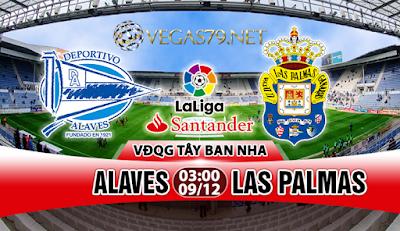 Nhận định - Soi kèo: Alaves vs Las Palmas