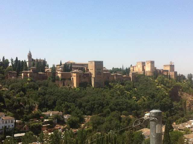 De tapas por Granada | turistacompulsiva.com