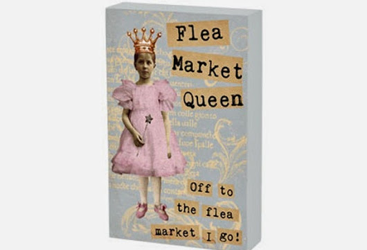 Footloose and Fancy Flea: 7 TIps for Flea Market Success
