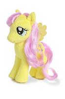 "Aurora My Little Pony Fluttershy 6.5"" Plush"