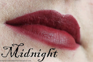 Freedom Makeup Pro Lipstick Kit Noir Mattes Midnight