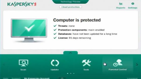 Kaspersky 2013 screenshot 3