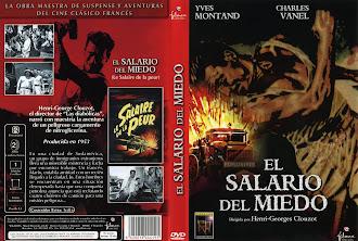 Carátula dvd: El salario del miedo (1953) (Le salaire de la peur)