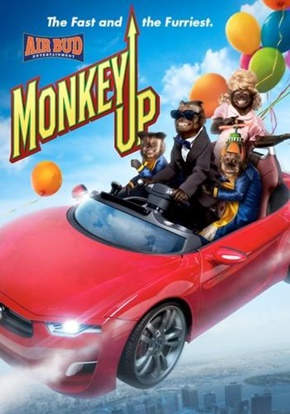 Monkey Up DVDRip Latino