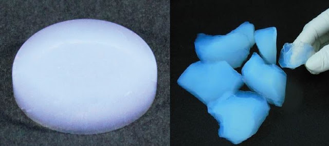 New innovations -Aerogel