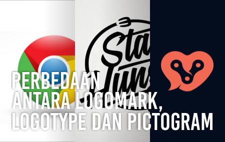 Pengertian Logomark, logotype dan Pictogram Logo