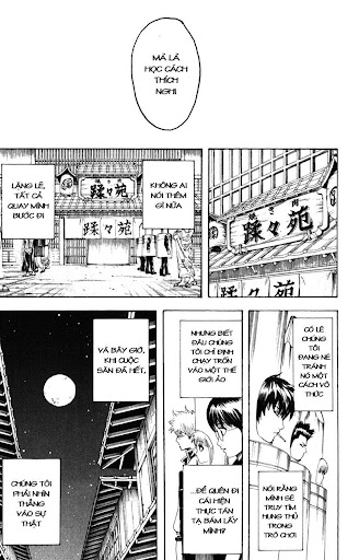Gintama Chap 192 page 9 - Truyentranhaz.net