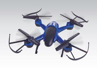 Dron 2,4 GHz ze stabilizacją wysokości z Biedronki