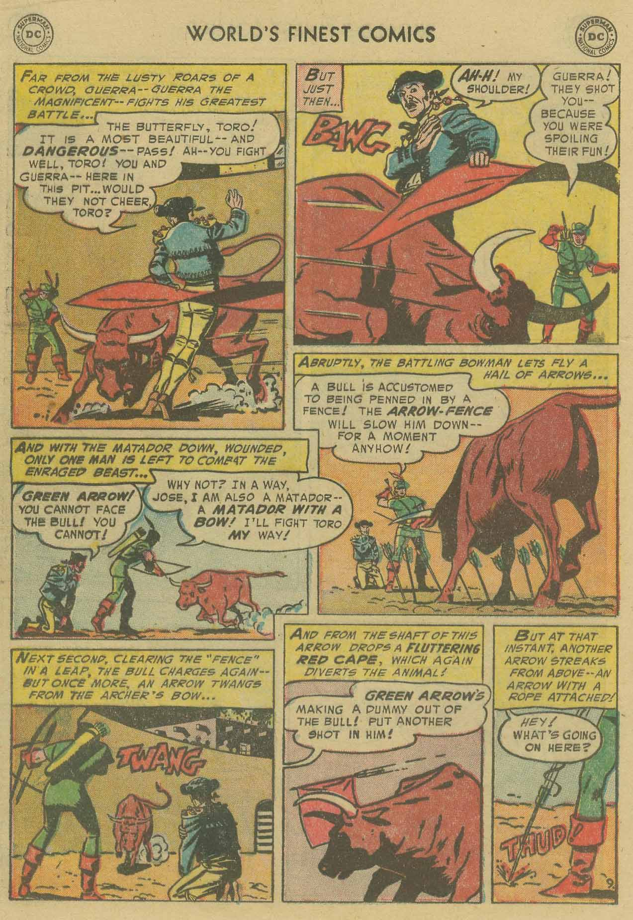 Read online World's Finest Comics comic -  Issue #69 - 36