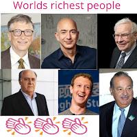Forbes richest Men
