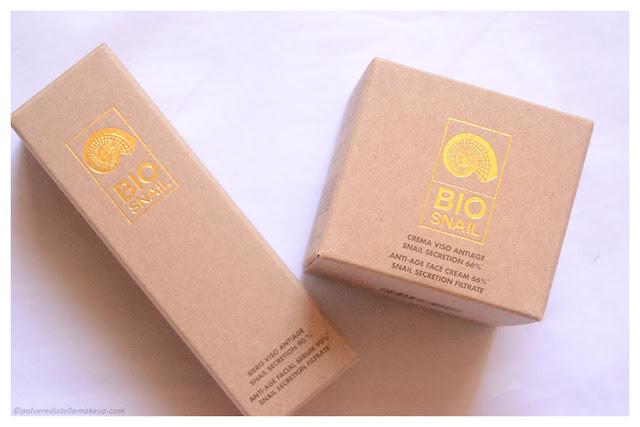 Siero e Crema viso antiage BioSnail