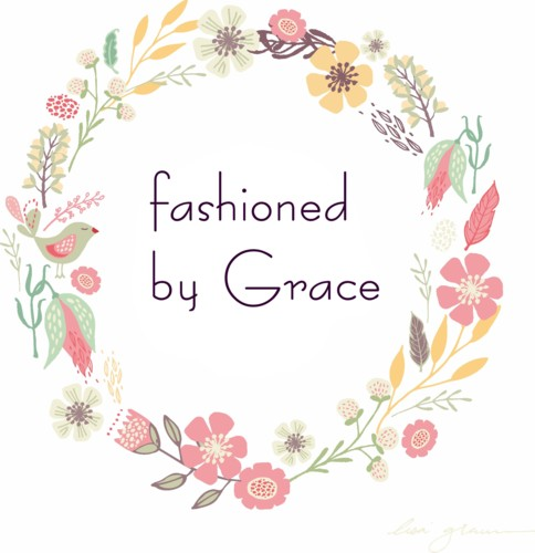 fashioned by Grace