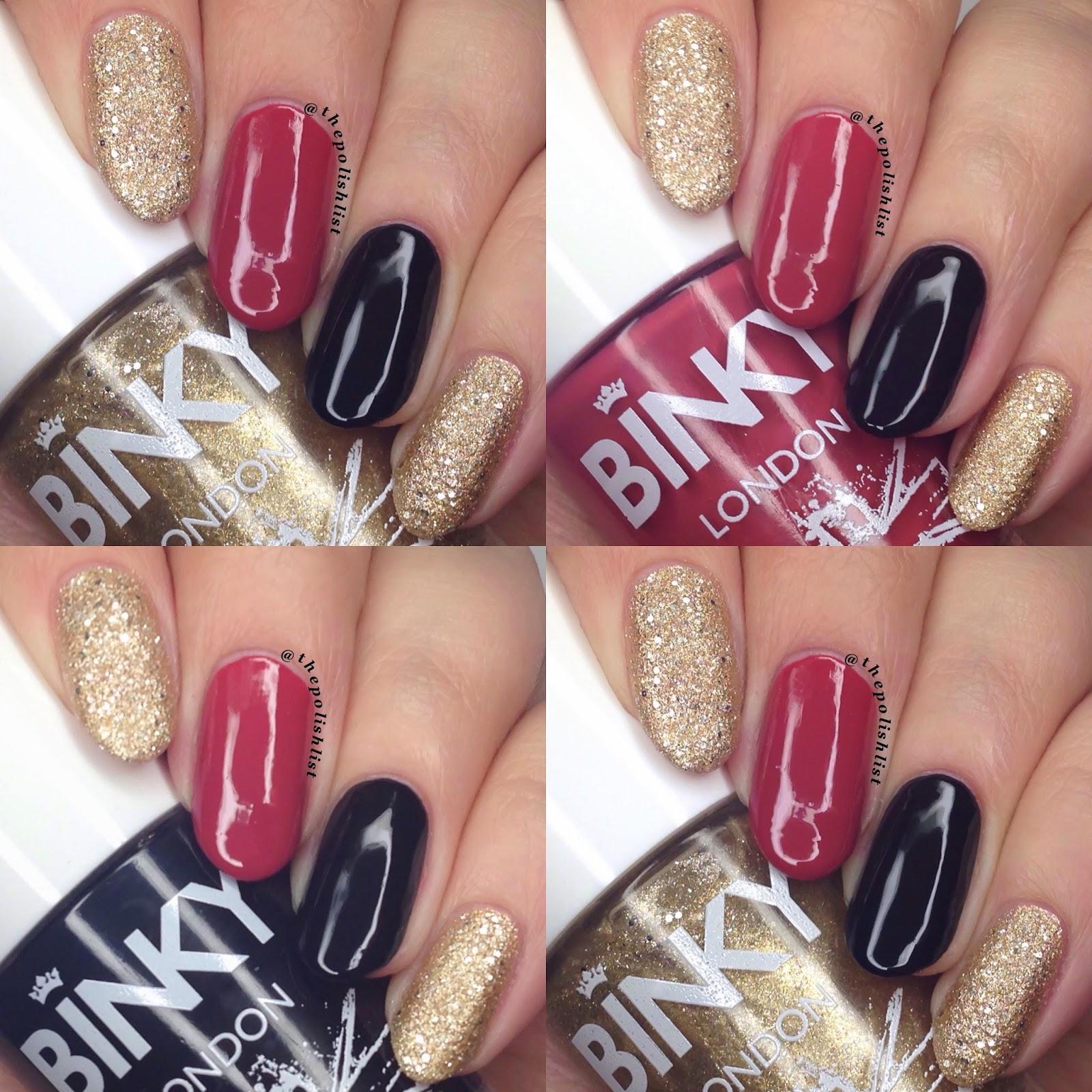 Nail Art London: The Polish List: Binky London