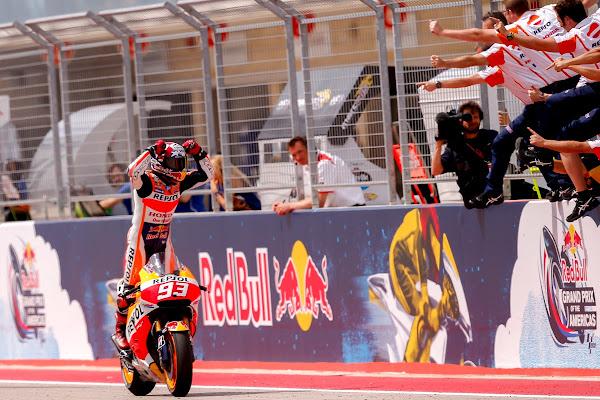Highlights MotoGP Amerika 2016 Tadi Malam