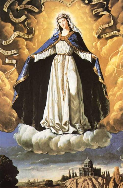 Nossa Senhora das Virtudes, grande devoção do Beato Palau