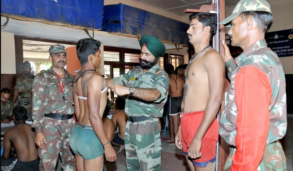 Kangra  Army Rally, Indian Army Rally, Open Bharti Rally
