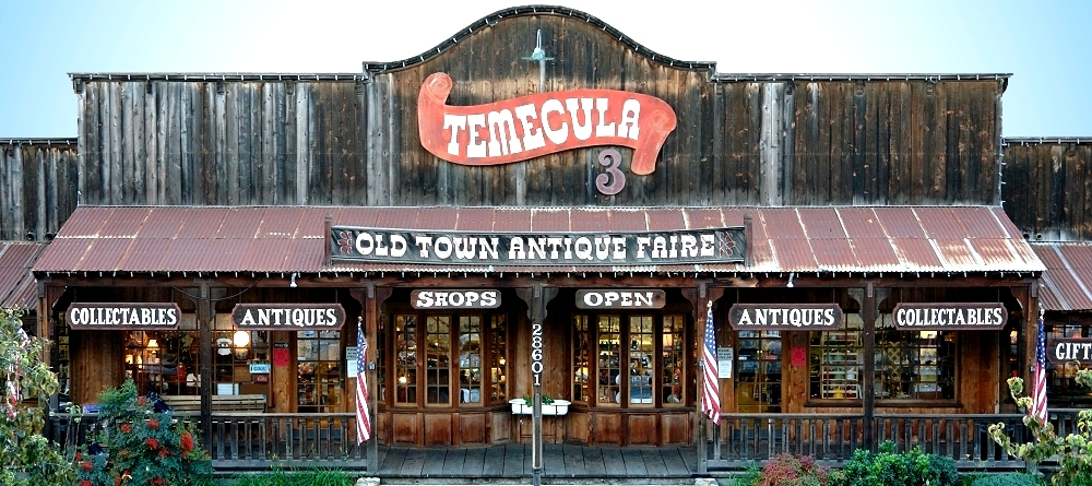 Valle Temecula California Old Town