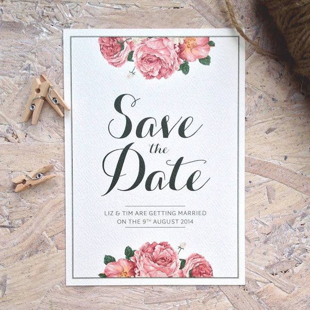 Wedding Invitations And Save The Date Packages