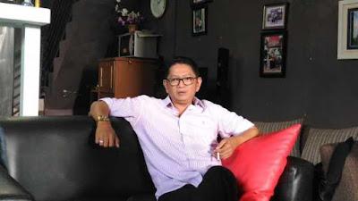 Syarifudin S Pane berikan pernyataan mengenai kasus AA gatot