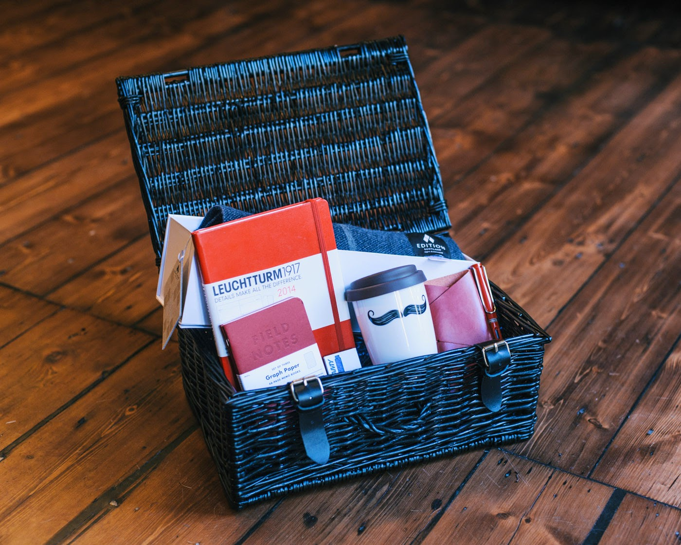 The Brotique, Man Hamper, gifts for men, christmas gift inspiration