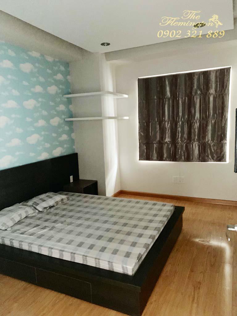 Flemington cho thuê căn hộ 2PN + 1 phòng làm việc tầng 18 - hình 2