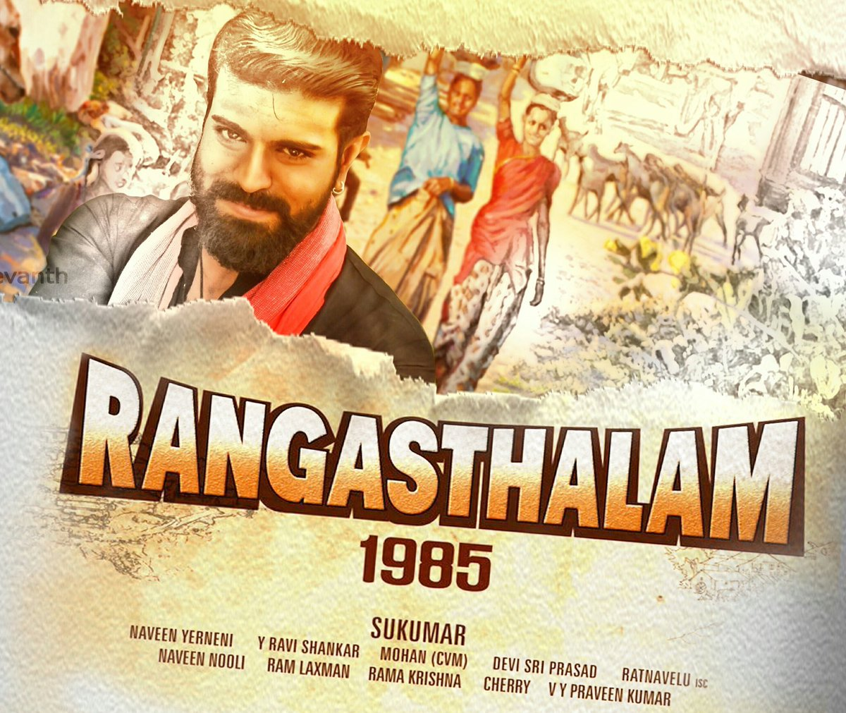 Rangasthalam Oriya Songs Download: Rangasthalam 2018 Telugu Full Movie Download