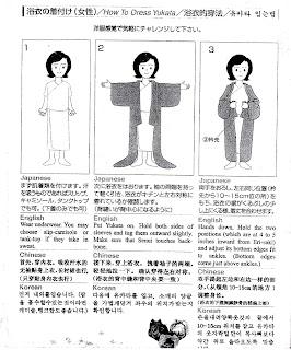Learning Japanese Corner....................... ~日本語を習う角