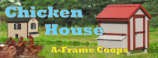 Buy a backyard chicken house coop from the Amish