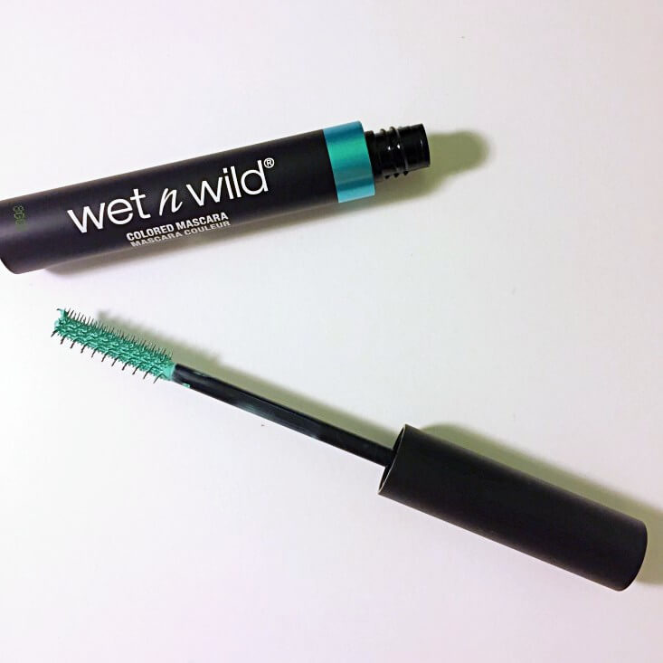 wet n wild Fantasy Makers Color Blast Colored Mascara Sea Foam Green